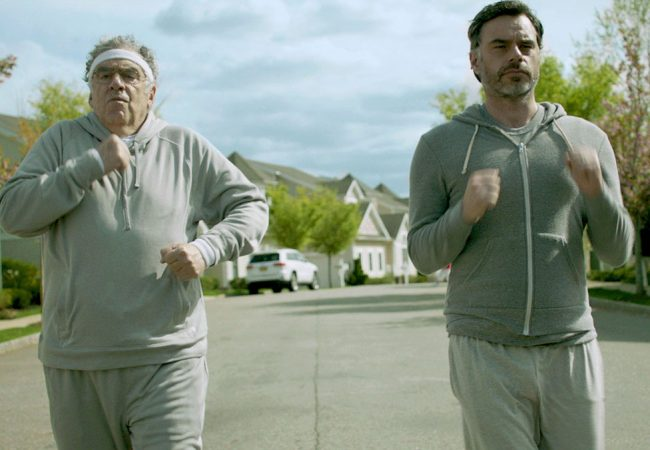 VIDEO: Watch Trailer for HUMOR ME, Sam Hoffman's Heartfelt Father-Son Comedy