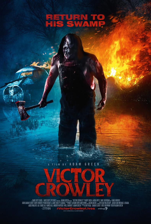 Victor Crowley P\poster