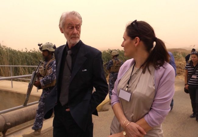 Watch Trailer for Award-Winning Documentary THE PEACEMAKER, Portrait of International Peacemaker Padraig O'Malley