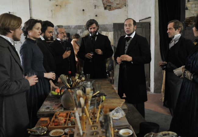 VIDEOS: Watch 2 New Clips from Raoul Peck's THE YOUNG KARL MARX
