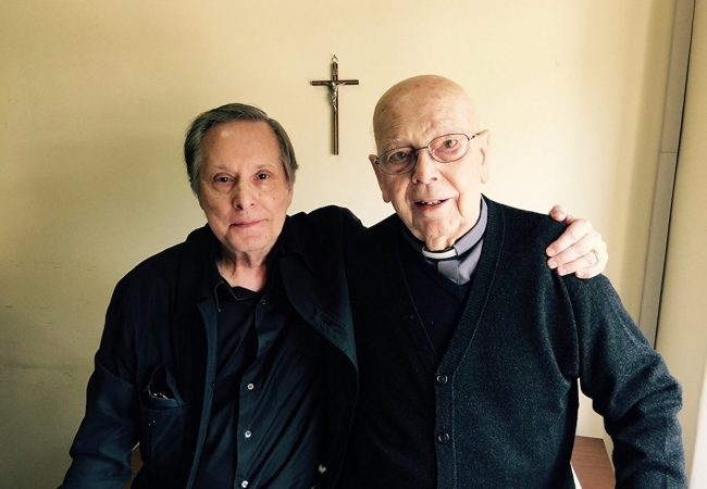 "See the Official Poster for William Friedkin's Exorcist Documentary ""The Devil And Father Amorth"""