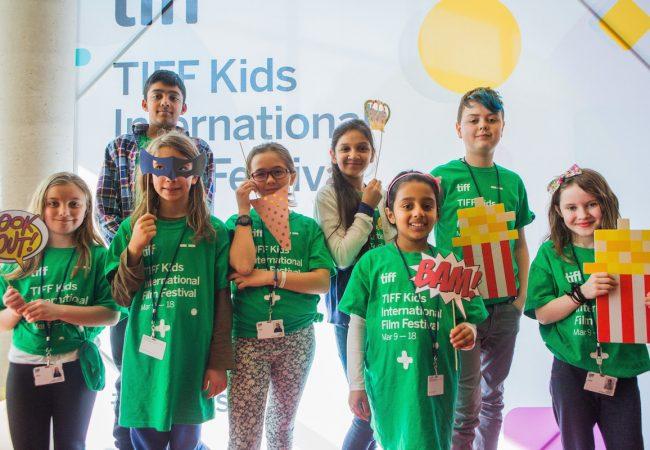 2018 TIFF Kids International Film Festival Young People's Jury