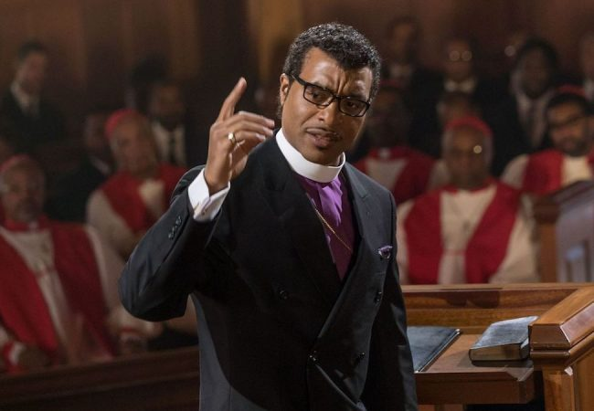 Watch Chiwetel Ejiofor as Pastor Carlton Pearson in COME SUNDAY Trailer