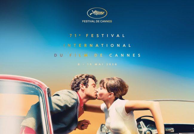 Cannes Film Festival Unveils Official 2018 Poster Featuring Jean-Luc Godard's Film 'Pierrot le fou'
