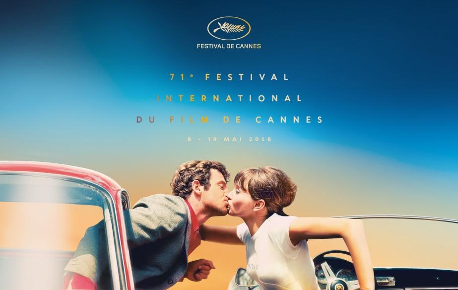 2018 Cannes Film Festival Poster