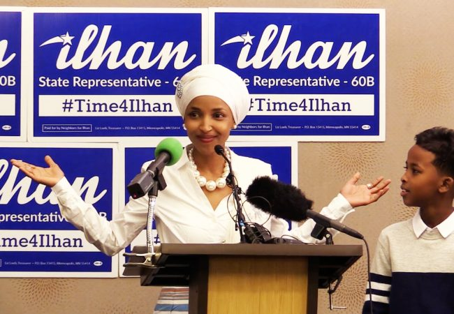 Tribeca 2018: Watch Clip from TIME FOR ILHAN , Documentary on Muslim Somali-American Ilhan Omar's Political Campaign [VIDEO]