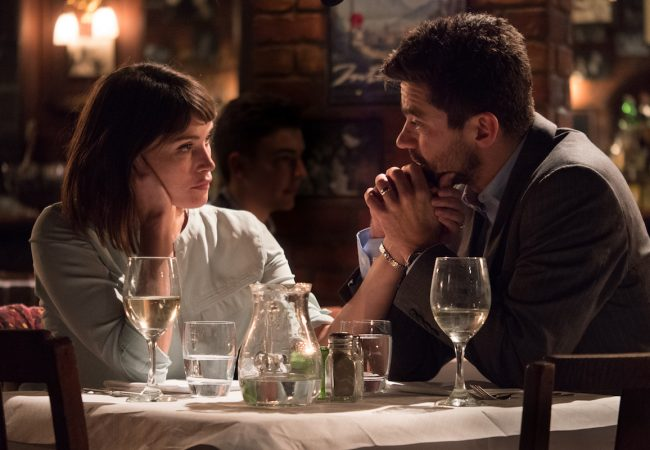 See New Trailer + Poster Debut for THE ESCAPE Starring Gemma Arterton and Dominic Cooper