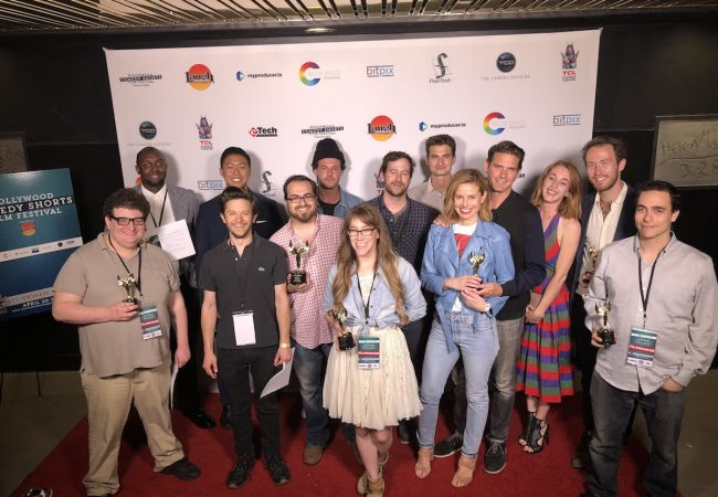Hollywood Comedy Shorts Film Festival Announces 2018 Winners + 2019 Fest Dates