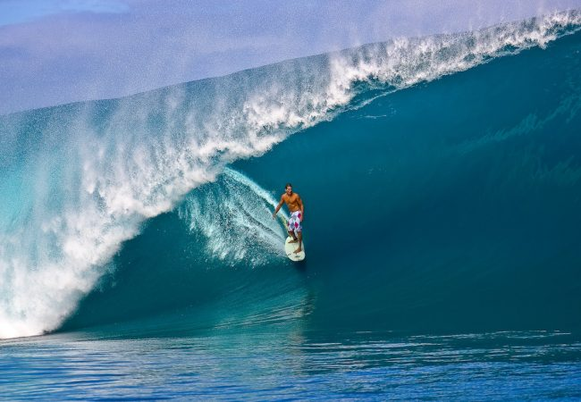 ANDY IRONS: KISSED BY GOD, Surfer Andy Irons' Story of Opioid Addiction and Bipolar Disorder Comes to U.S. Cinemas [Trailer]