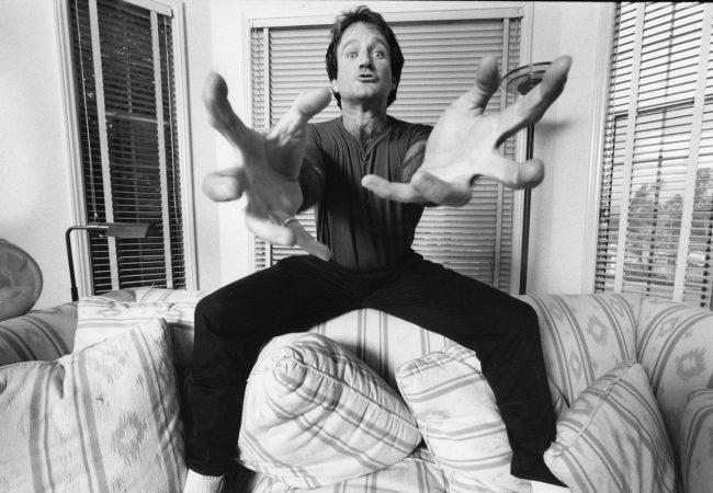 ROBIN WILLIAMS: COME INSIDE MY MIND to Kickoff Hamptons International Film Festival 10th SummerDocs series