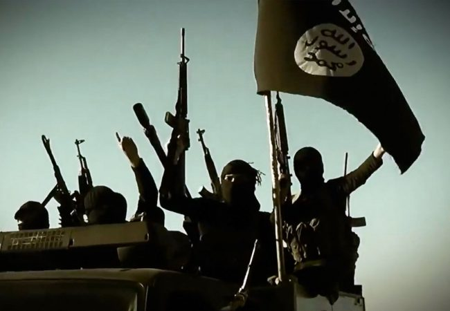 History Docu Series HUNTING ISIS Follows American Volunteer Fighters Embedded with Local Militias in Syria and Iraq