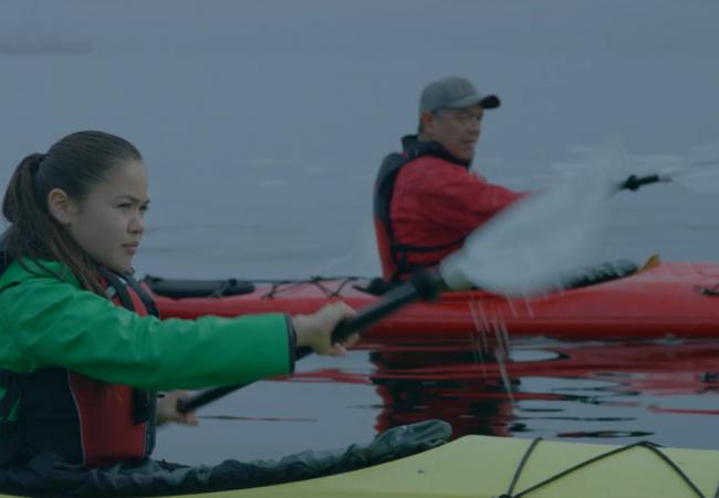 Zoe Hopkins' Family-Adventure Drama, 'KAYAK TO KLEMTU' Heads to Cannes Film Festival Marché du Film [Trailer]