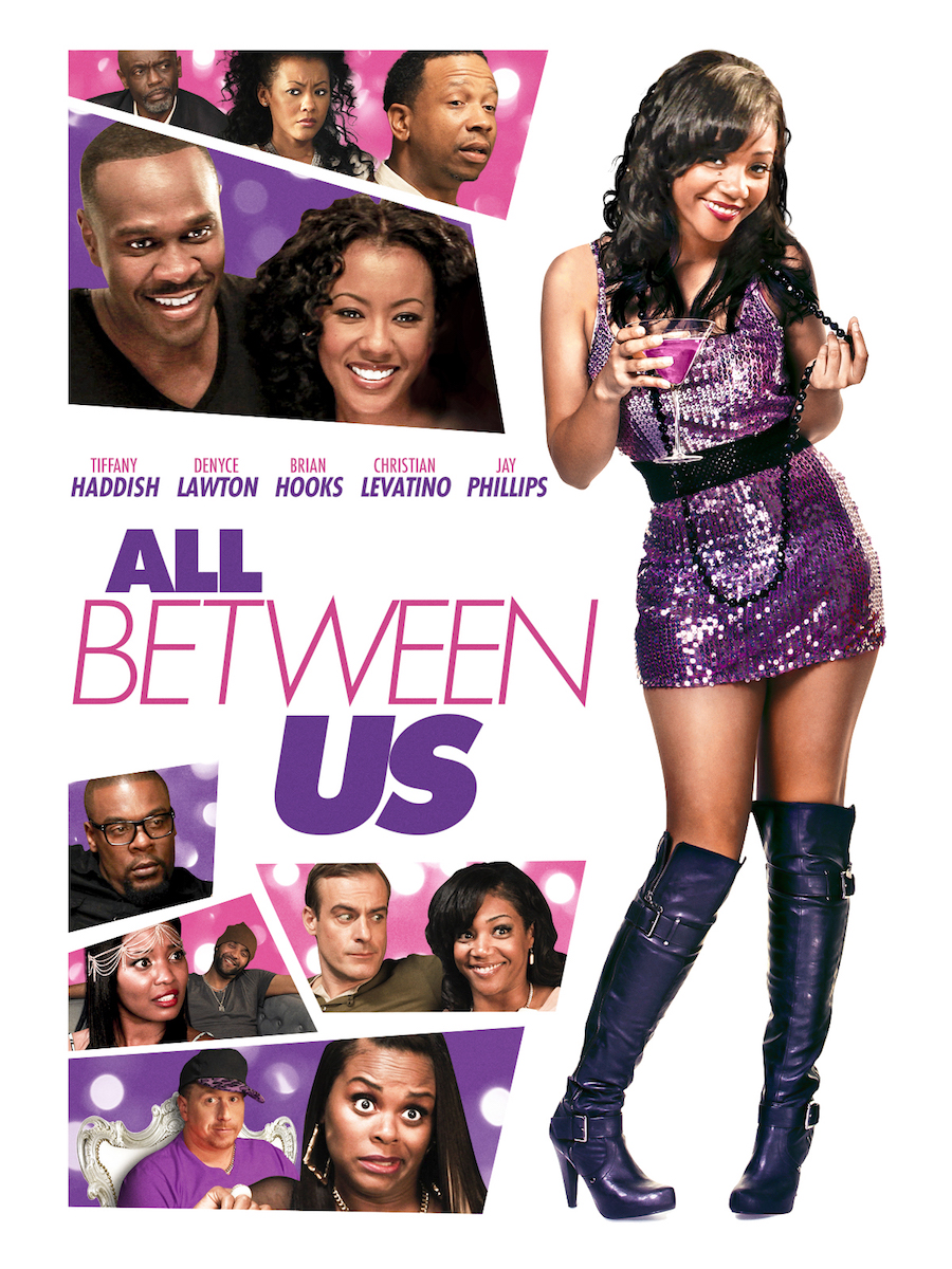 All Between Us Official Poster