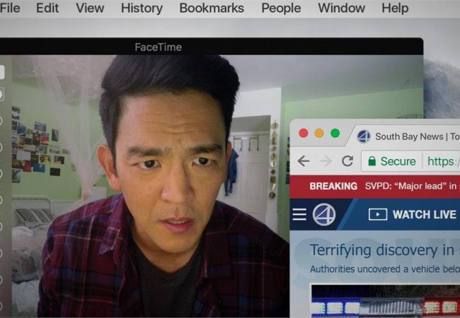 John Cho stars in SEARCHING - directed by Aneesh Chaganty. Photo Courtesy of Screen Gems