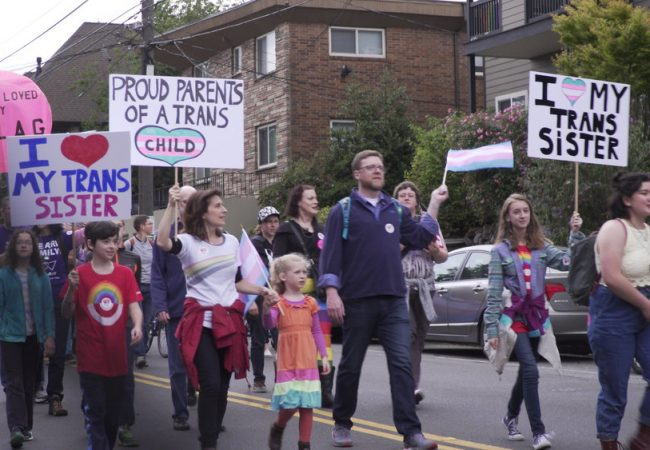 THE MOST DANGEROUS YEAR, Doc about Transgender Fight, to World Premiere at Seattle Int'l Film Festival [Trailer]