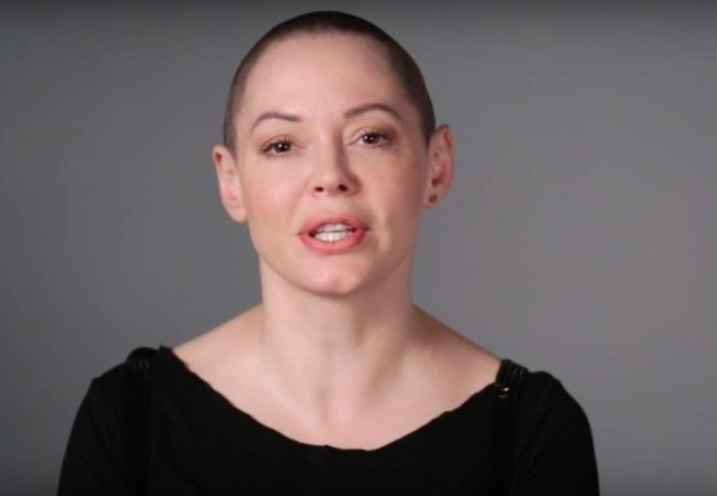 Rose McGowan: We need to have a conversation about suicide. Blame is not that conversation.