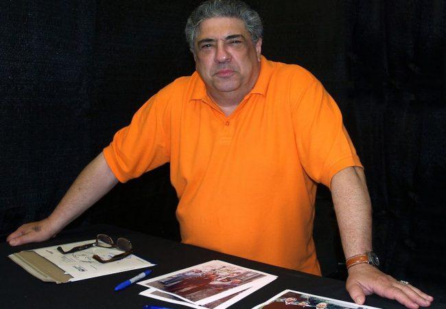 Vincent Pastore. © Luigi Novi / Wikimedia Commons