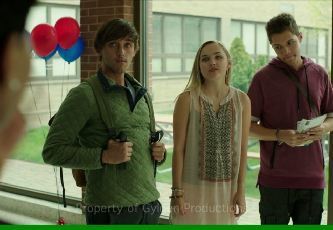 Watch New Sweet Trailer + Poster for Jack C. Newell's Teen Drama HOPE SPRINGS ETERNAL