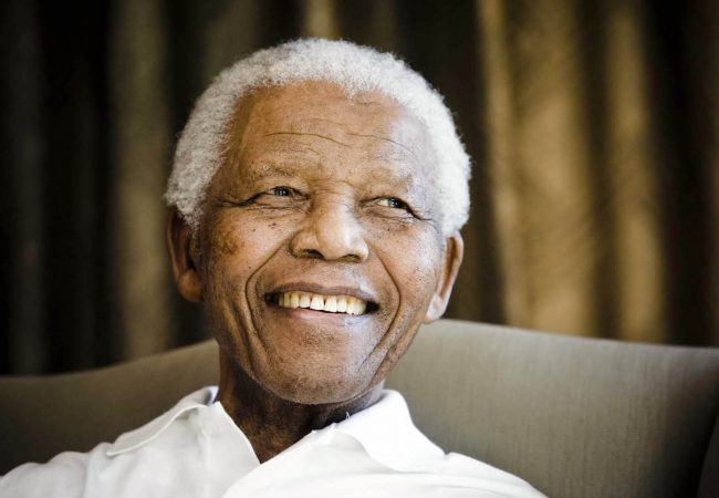 Nelson Mandela smiles during a meeting in Johannesburg in this file photo dated 2 June 2009. Mandela celebrates his 94th birthday on Wednesday. Picture: Nelson Mandela Foundation/SAPA