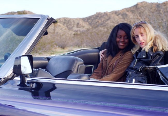 Watch Trailer for DEVIL'S COVE 'Indie take on Thelma & Louise""