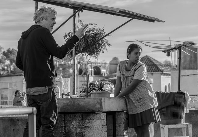 Alfonso Cuarón's ROMA to Premiere in NY as Centerpiece of 56th New York Film Festival
