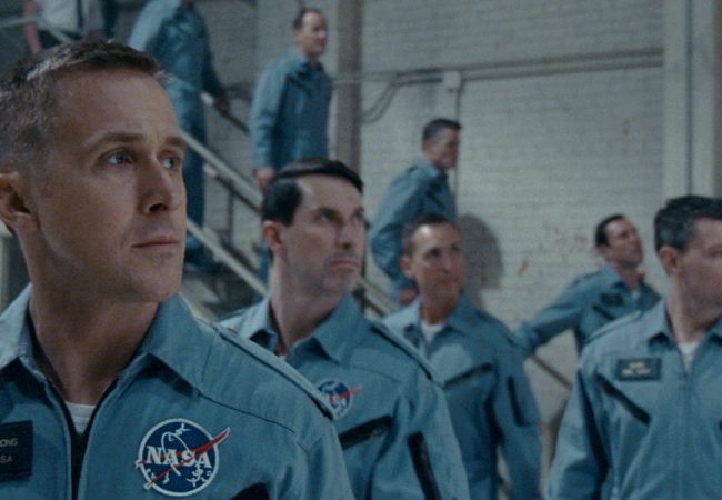 World Premiere of Damien Chazelle's FIRST MAN Starring Ryan Gosling to Open 75th Venice International Film Festival [Trailer]