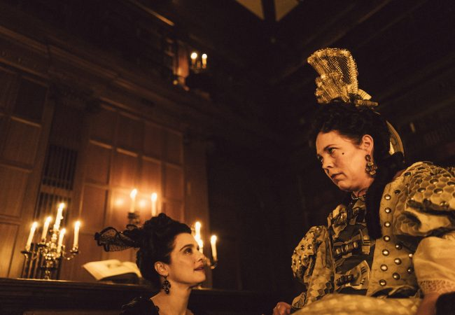Yorgos Lanthimos' THE FAVOURITE Starring Emma Stone, Rachel Weisz to UK Premiere at London Film Festival [Trailer]