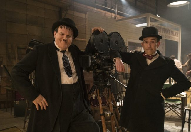 World Premiere of STAN & OLLIE Starring Steve Coogan and John C. Reilly to Close London Film Festival