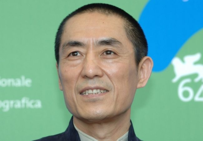 Chinese Director Zhang Yimou to Receive 2018 Jaeger-LeCoultre Glory to the Filmmaker Award of Venice Film Festival
