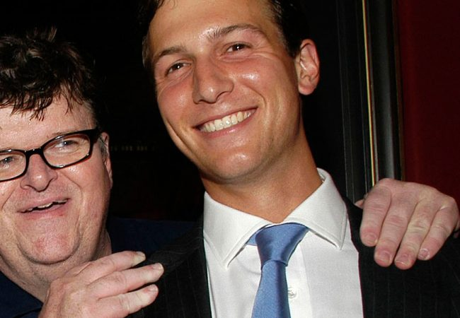 Michael Moore's Fahrenheit 11/9