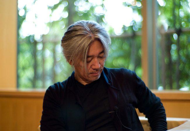 Ryuichi Sakamoto to Receive Asian Filmmaker of the Year Award at Busan International Film Festival