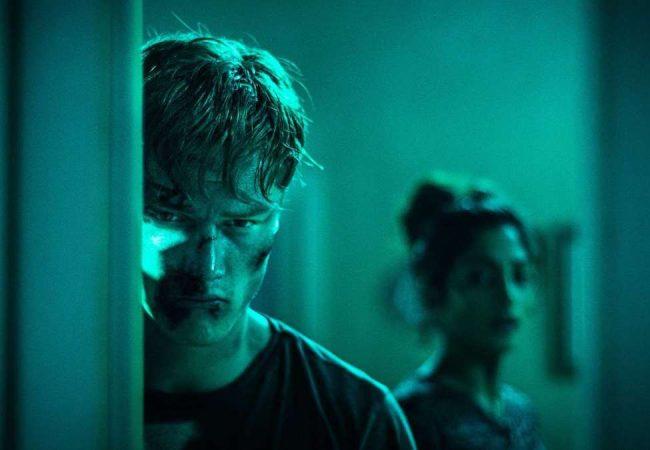 Watch Mind-Bending Body Horror Film AWAIT FURTHER INSTRUCTIONS Trailer + Poster