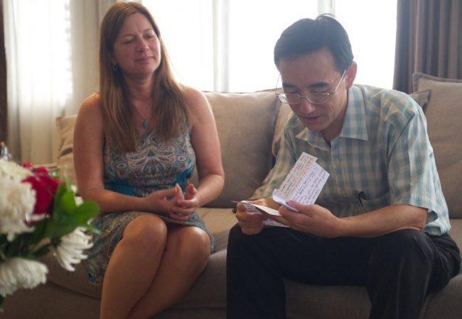 Leon Lee's Social Justice Documentary LETTER FROM MASANJIA on DVD/VOD on December 4th