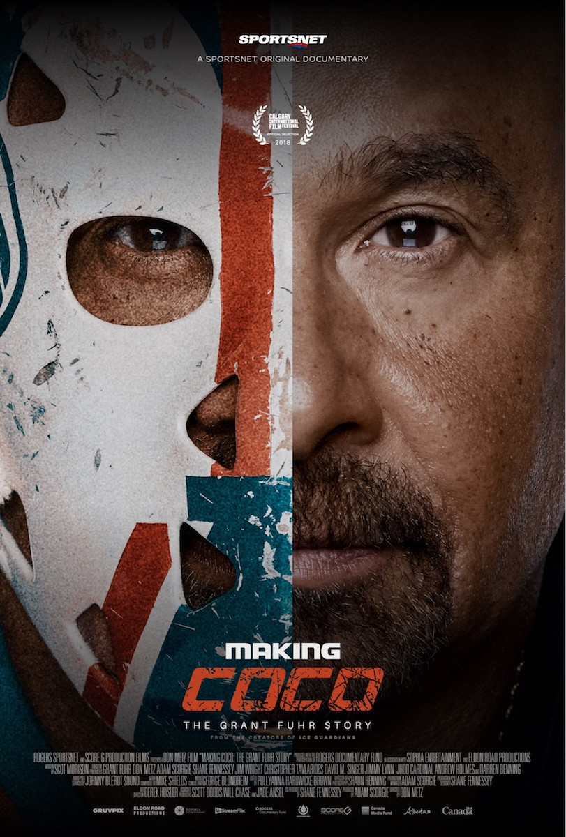 Making Coco: The Grant Fuhr Story Movie Poster
