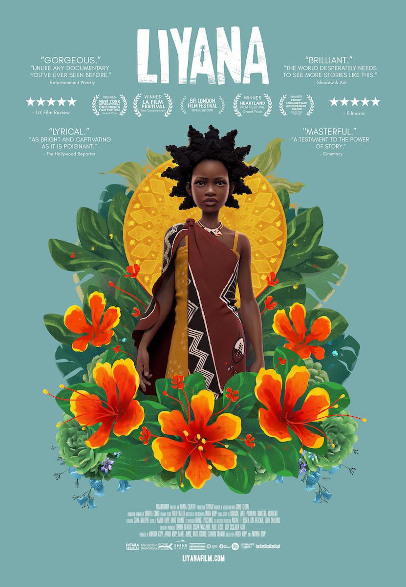 LIYANA Movie Poster