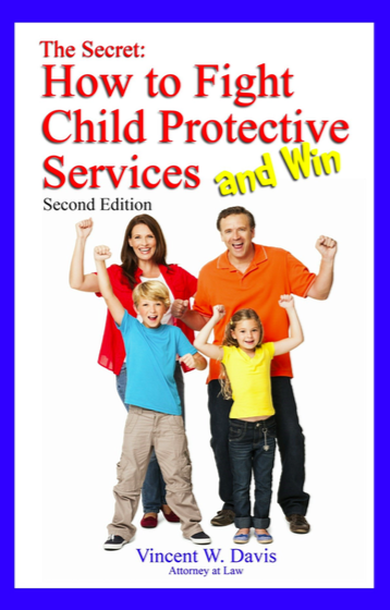 The Secret How to Fight CPS and Win eBook