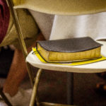 Bible On Chair