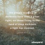Christmas Social Media Graphics – A Light Has Dawned