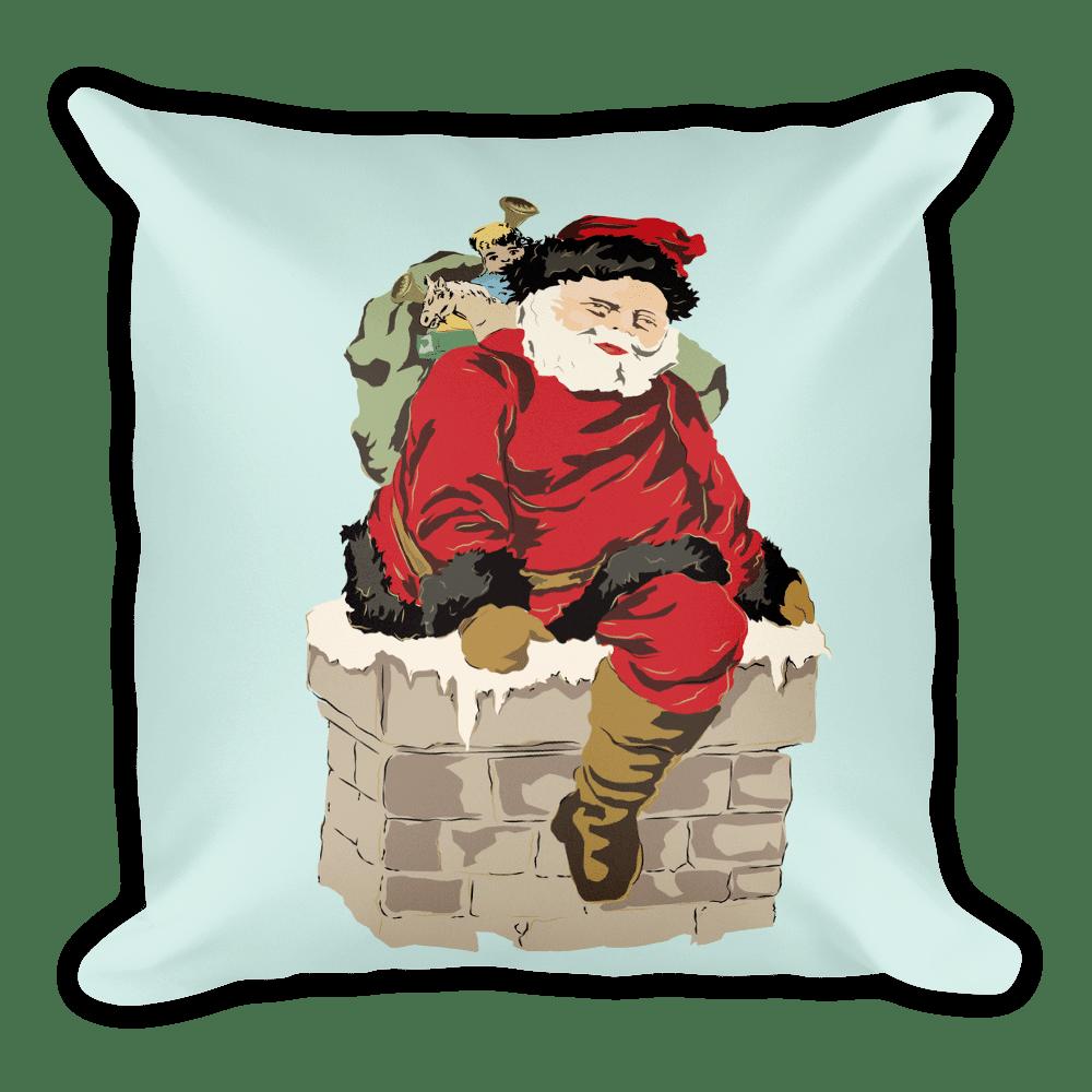 Santa Pillow