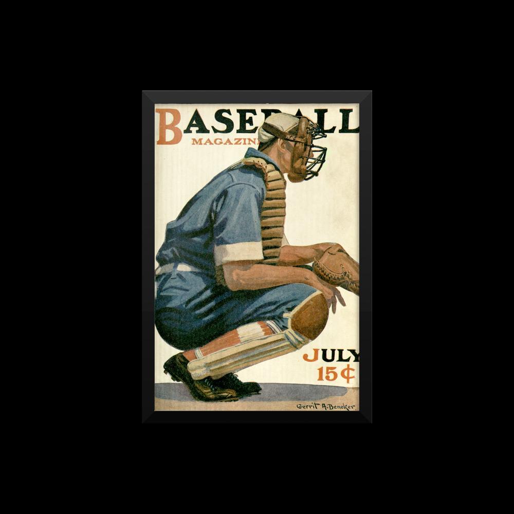 Baseball Magazine April