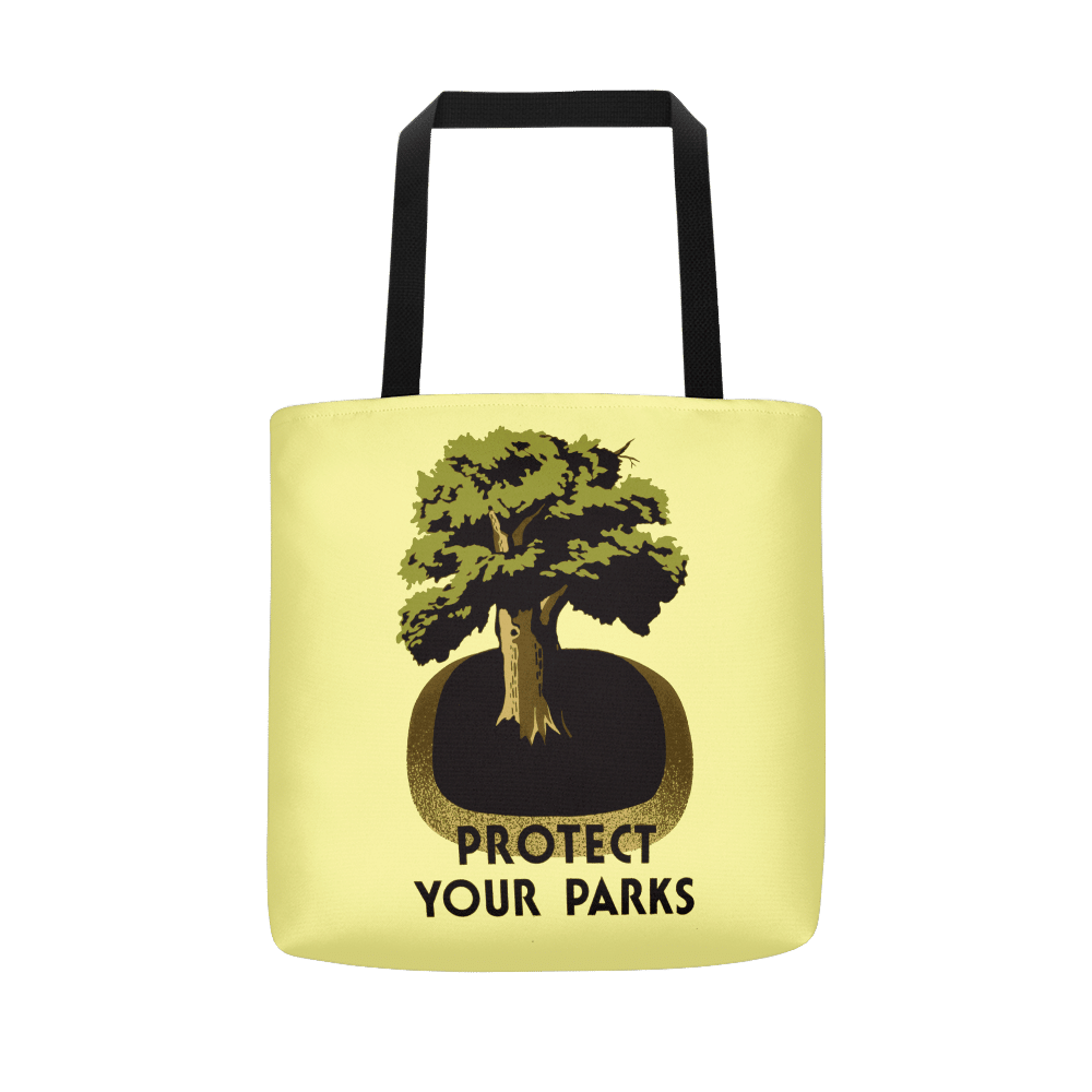 Protect your parks