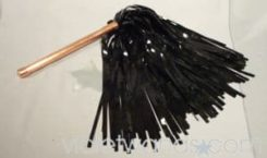 mylar flogger for violet wands