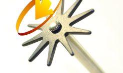 spur electrode