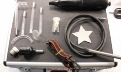 north star violet wand kit contents