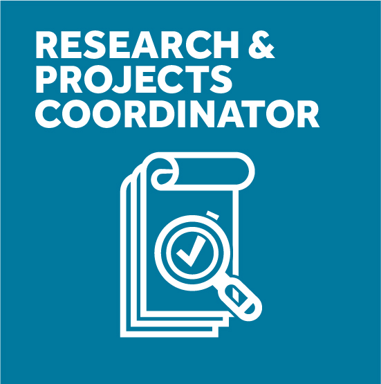 Research & Projects Coordinator