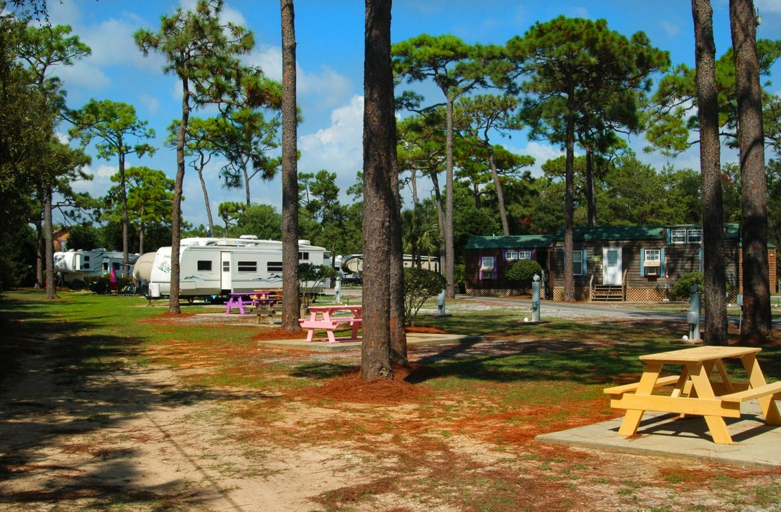 Navarre Beach Camping Resort