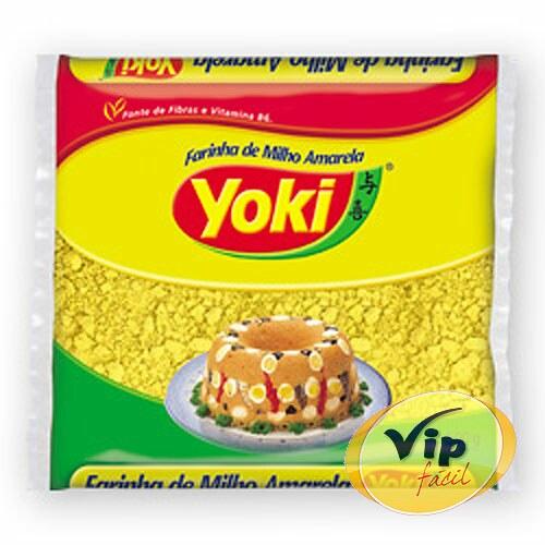 Farinha Milho Farinha de Milho Yoki 500g