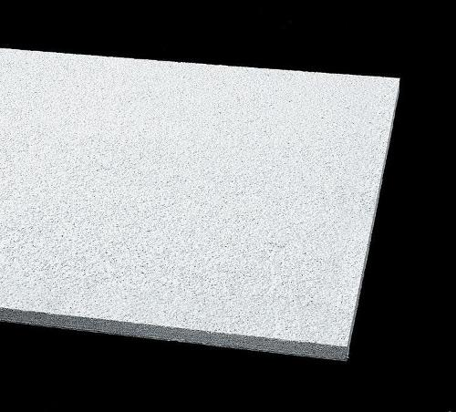 7/8 in x 2 ft x 4 ft Armstrong Cirrus High NRC 15/16 in Square Lay-in Panel - 565