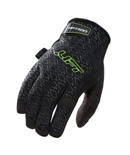 LIFT Safety Pro Series Black Option Glove - Medium