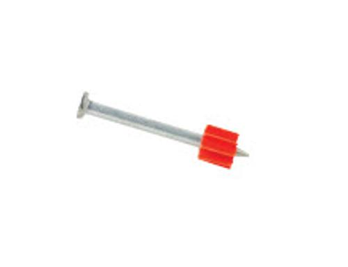 1 1/4 in Ramset 1510 Powder Actuated Zinc Plated Drive Pins